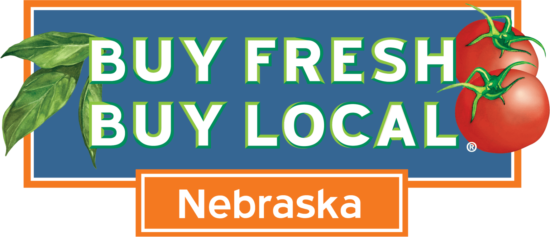 Buy Fresh Buy Local Nebraska Logo